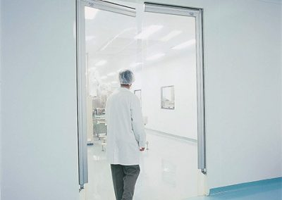 Cleanroom Swingflex Swing Doors
