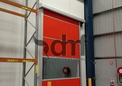 Coolroom High Speed Roll Doors