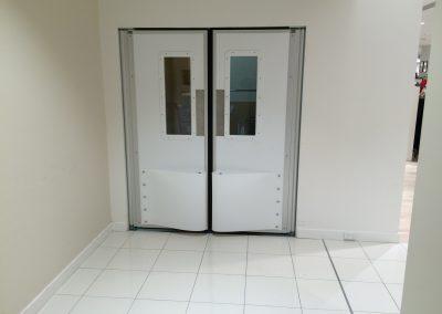 Retail store David Jones selects DMF Traffic doors