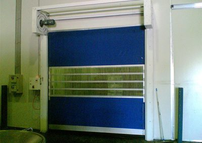 PVC Fast Action Door