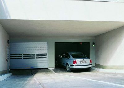Carpark High Speed Door