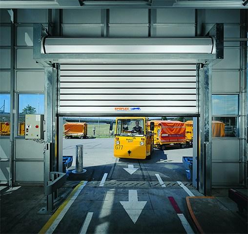Airport High Speed Door