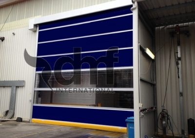 High Speed Roll Door Visy use