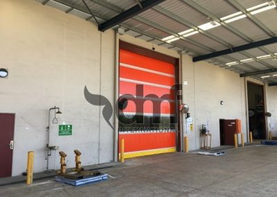 High Speed Roll Door