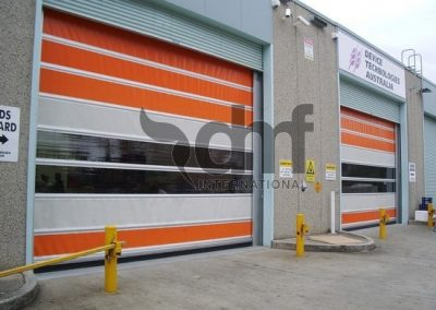 High Speed Roll Door Device Technologies