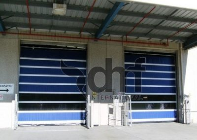 High Speed Roll Door 8