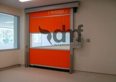High Speed Roll Door Blackmores