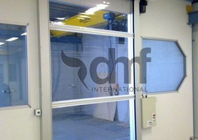 High Speed Roll Door Manufacturing
