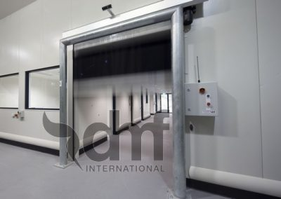 High Speed Roll Door Pharma