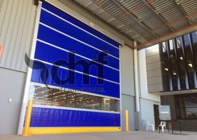High Speed Roll Door Warehouse
