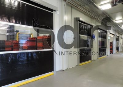 High Speed Roll Doors