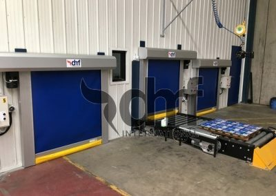 High Speed Roll Doors Conveyors