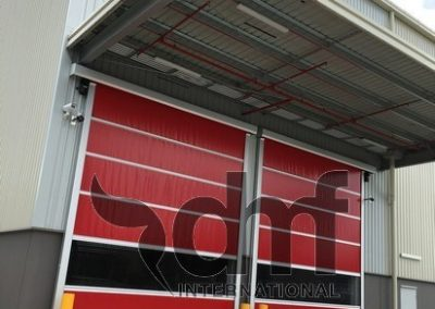 High Speed Roll Door Logistics