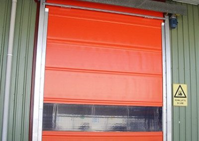 High Speed Door 4000-8