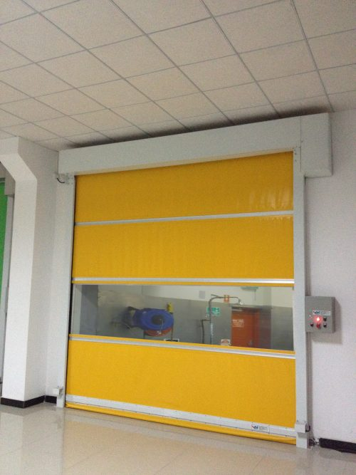 Series RL3000S Rapid Roller Door