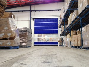 Rapid Auto Roll and High Speed Doors