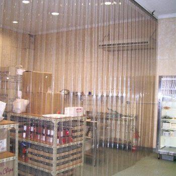 Visiflex PVC Strip Door Curtains