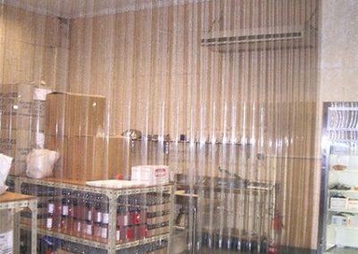 Partition PVC Strip Curtain