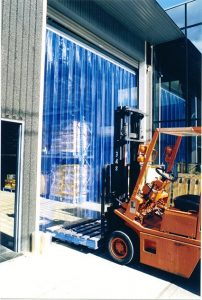 PVC Strips Suitable for Forklift