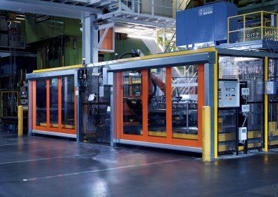Manufacturing Rapid Roll Door