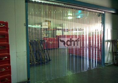 Visiflex Sliding PVC Door