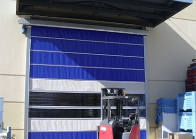 Warehouse Traffic Roll Door
