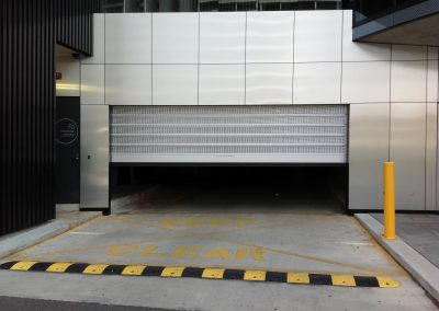 Carpark Solution using EFAFLEX Door