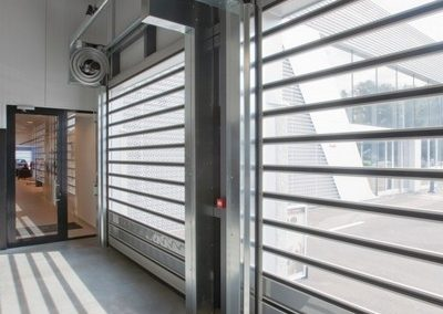 DMF Efaflex high speed doors Audi