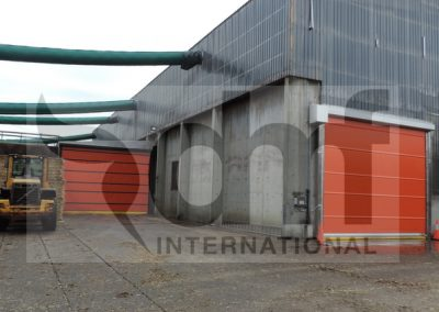 DMF rapid doors recycle plant1