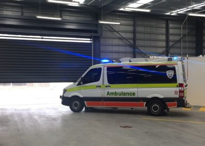 A fast solution for Ambulance Stations