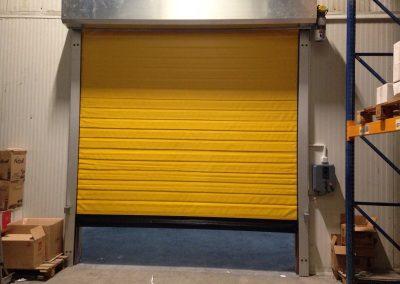 DMF Coldaver high speed door