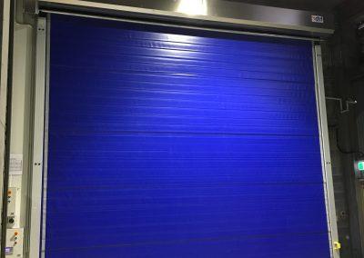 DMF Coldaver high speed door Tooheys