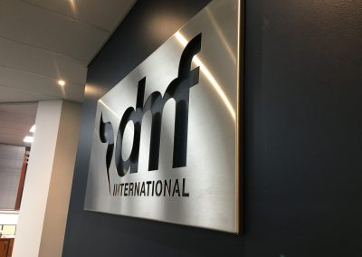 New DMF office refurbishment